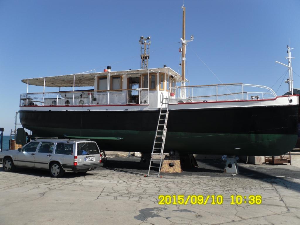 Vzdrževanje in peskanje plovil Navtik AL, Obala gallery photo no.17
