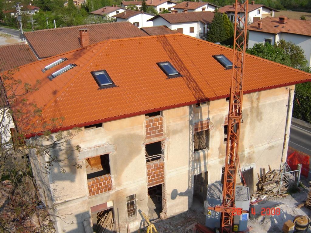 Zidarstvo in krovstvo Udovič, Ilirska Bistrica gallery photo no.15