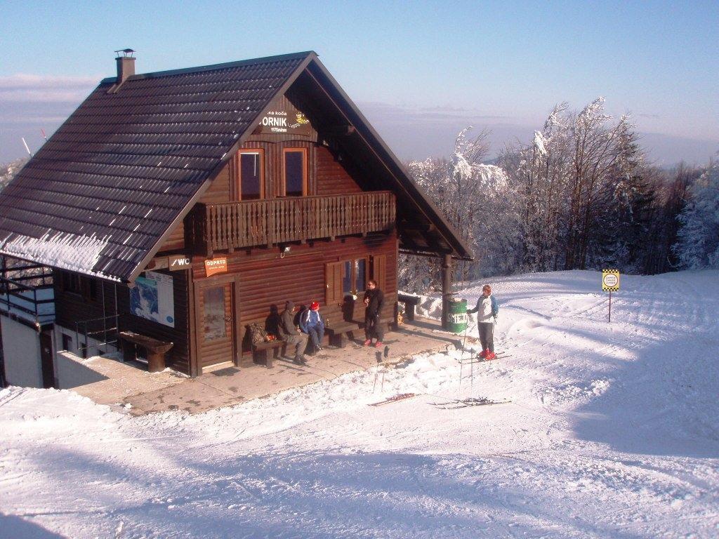 Smučišče Javornik, Črni vrh nad Idrijo gallery photo no.6