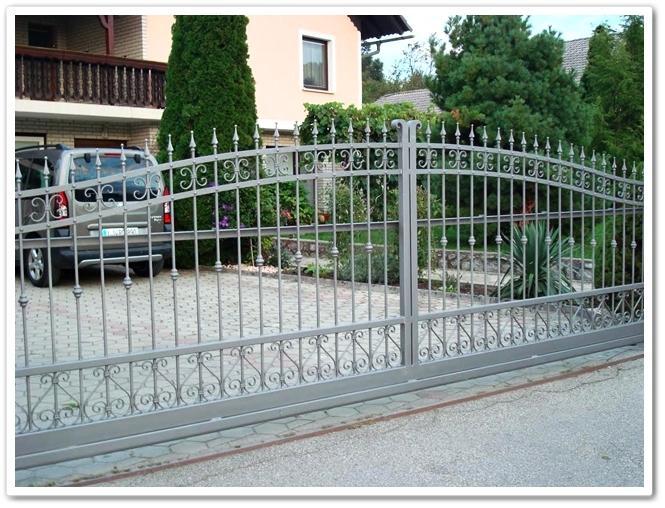 Vrtne kovinske ograje Fortuna, Ljubljana gallery photo no.1