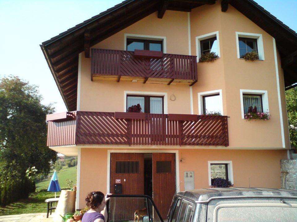 Leskovplast ograje, karnise, Škofljica gallery photo no.0