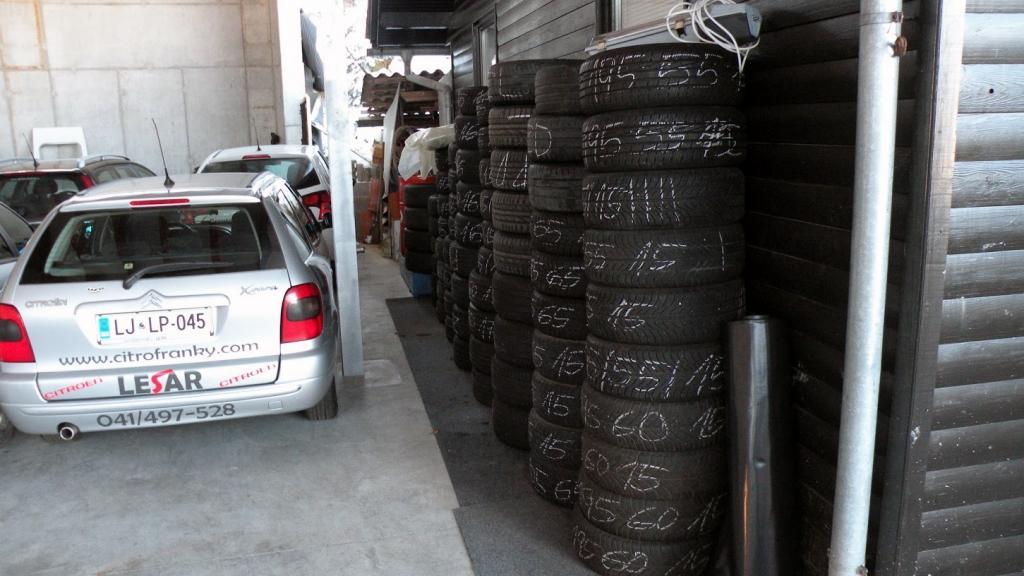Citroen servis, Prodaja rabljenih vozil Citroen, Peugeot, Lesar, Grosuplje gallery photo no.5