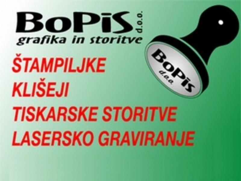 Štampiljke BOPIS, Ljubljana gallery photo no.2
