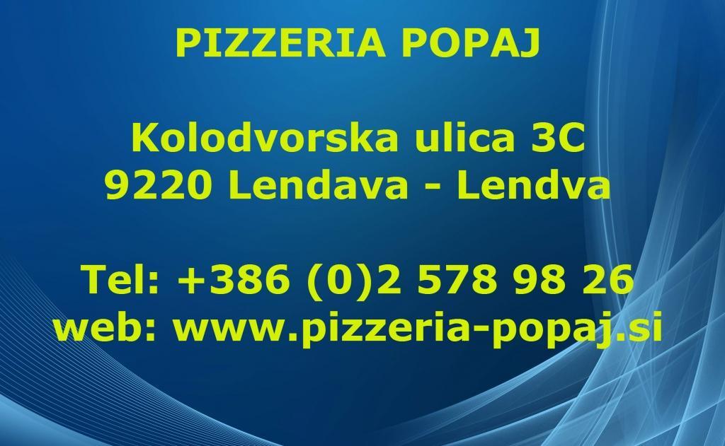 Pizzeria Popaj, Lendava gallery photo no.0