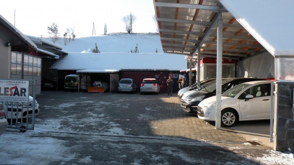 Citroen servis, Prodaja rabljenih vozil Citroen, Peugeot, Lesar, Grosuplje gallery photo no.2