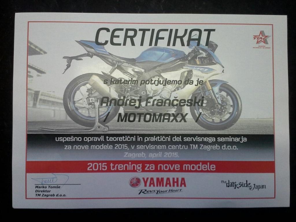 MOTOMAXX, prodaja in servis motornih koles, Izola gallery photo no.9