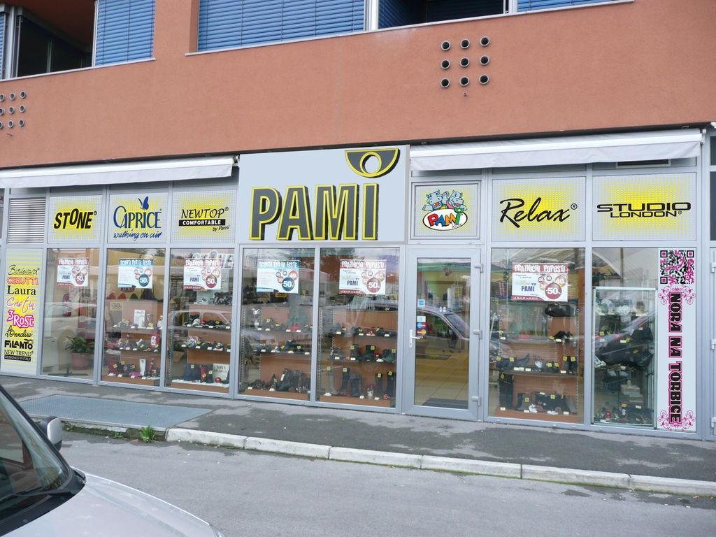 Trgovina Pami, Obutev za vsak korak, Slovenija gallery photo no.5
