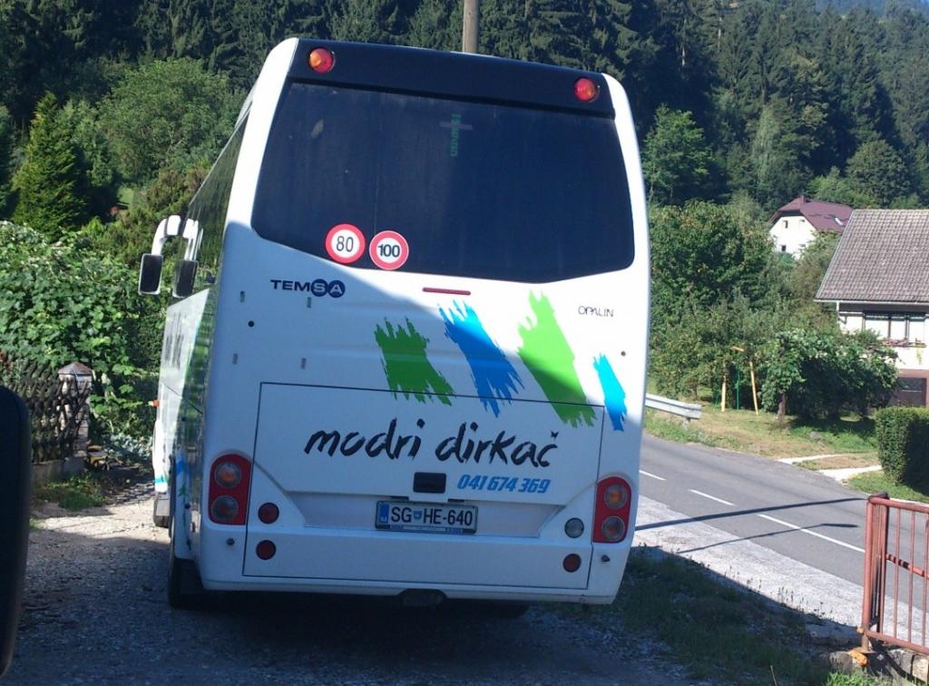 Avtoprevozništvo Modri dirkač, Dravograd gallery photo no.3