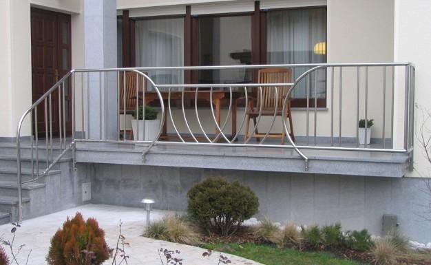 Izdelava inox ograj in jeklenih konstrukcij, Žalec, Celje gallery photo no.2