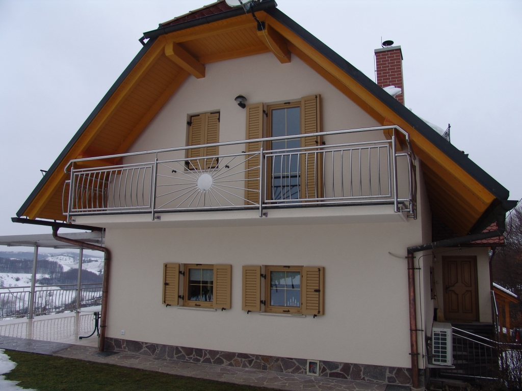 Inox ograje štajerska, Matjaž Medved s.p. gallery photo no.0