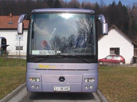 Avtobusni prevozi - Petrič prevozi d.o.o., Ljubljana gallery photo no.7