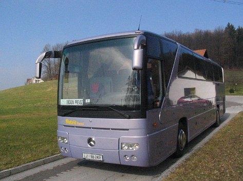 Avtobusni prevozi - Petrič prevozi d.o.o., Ljubljana gallery photo no.6