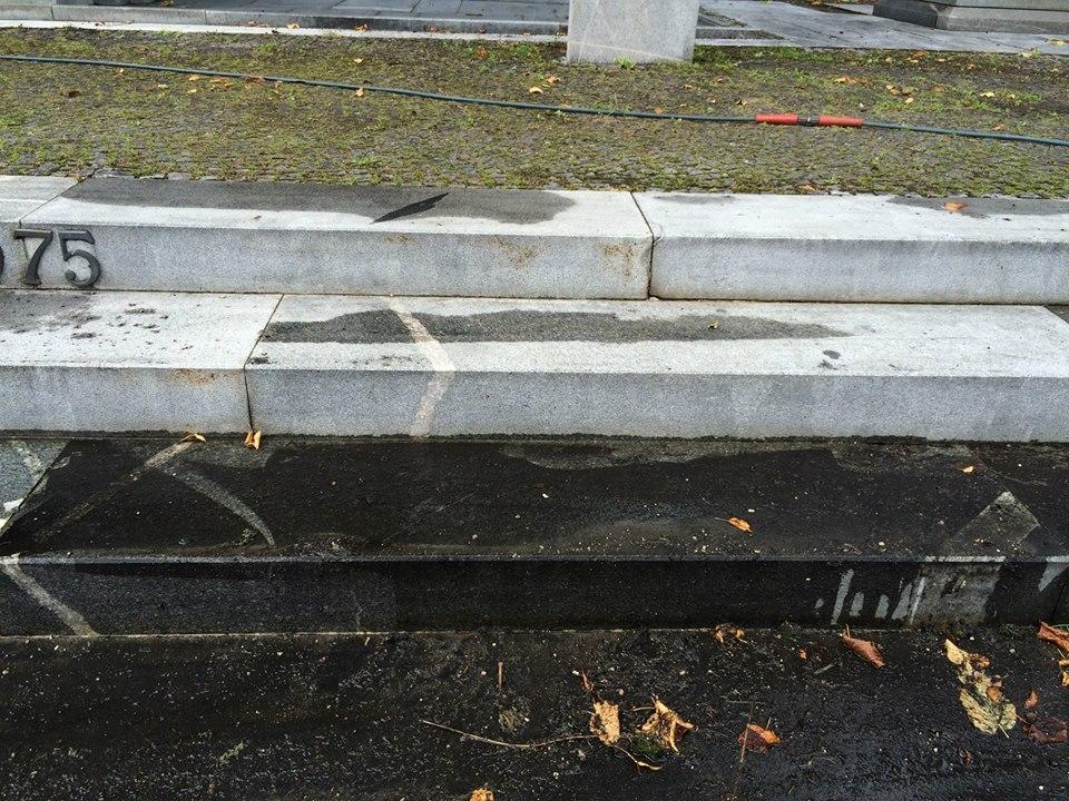 Odstranjevanje grafitov SISAPI, čiščenje fasad, Ljubljana gallery photo no.8
