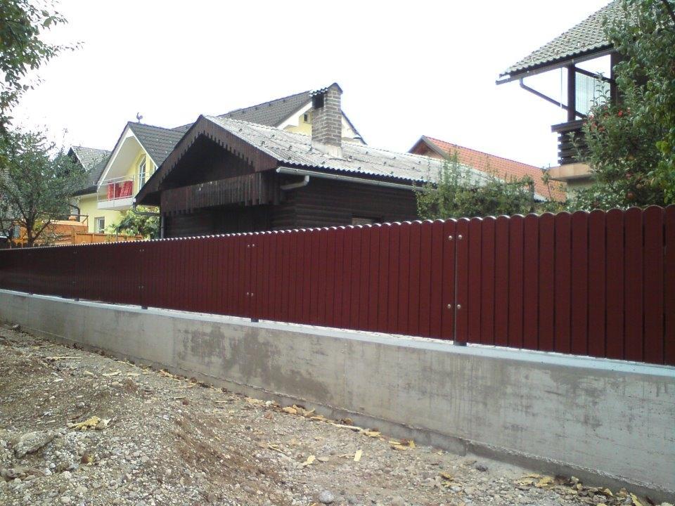 Leskovplast ograje, karnise, Škofljica gallery photo no.6