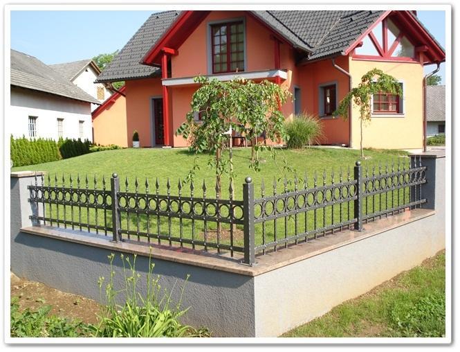Vrtne kovinske ograje Fortuna, Ljubljana gallery photo no.2