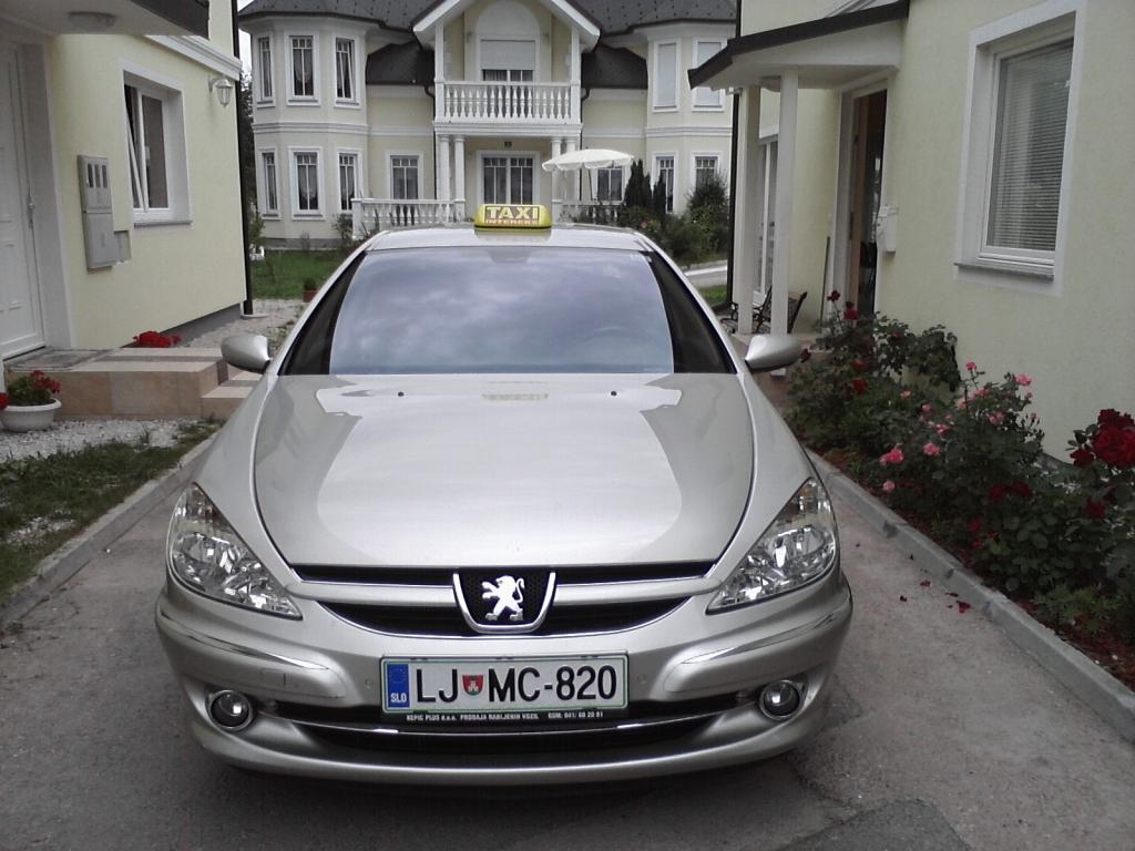 Taxi Intereks, Ljubljana gallery photo no.2