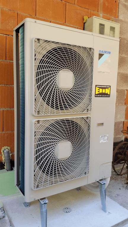 Toplotne črpalke, klimatske naprave, hladilni sistemi, Zasavje gallery photo no.2