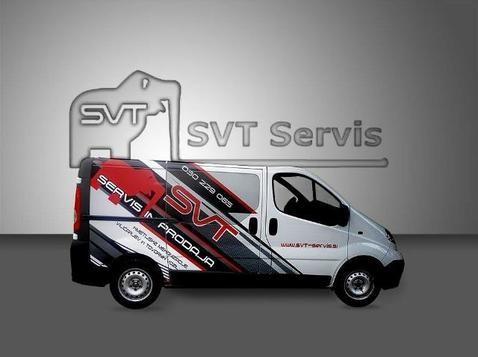 SVT Servis viličarjev, tovornih vozil, Ljubljana gallery photo no.0