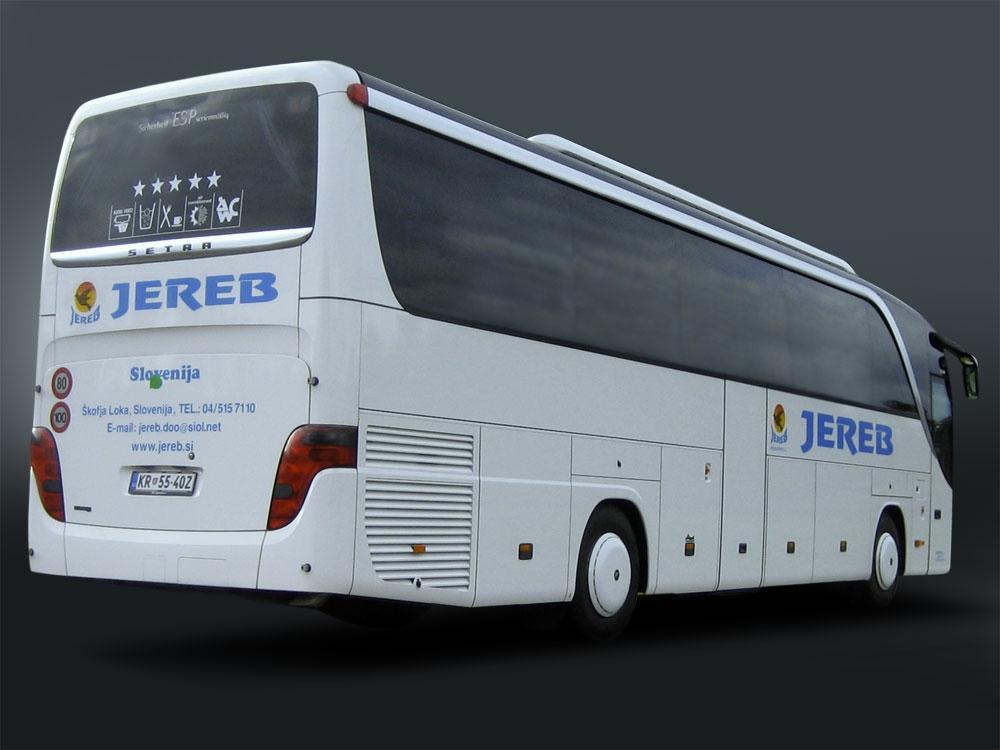 Avtobusni prevozi Jereb, Ljubljana gallery photo no.9