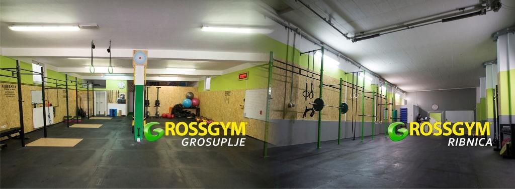 Skupinske vodene vadbe GrossGym, Grosuplje gallery photo no.13