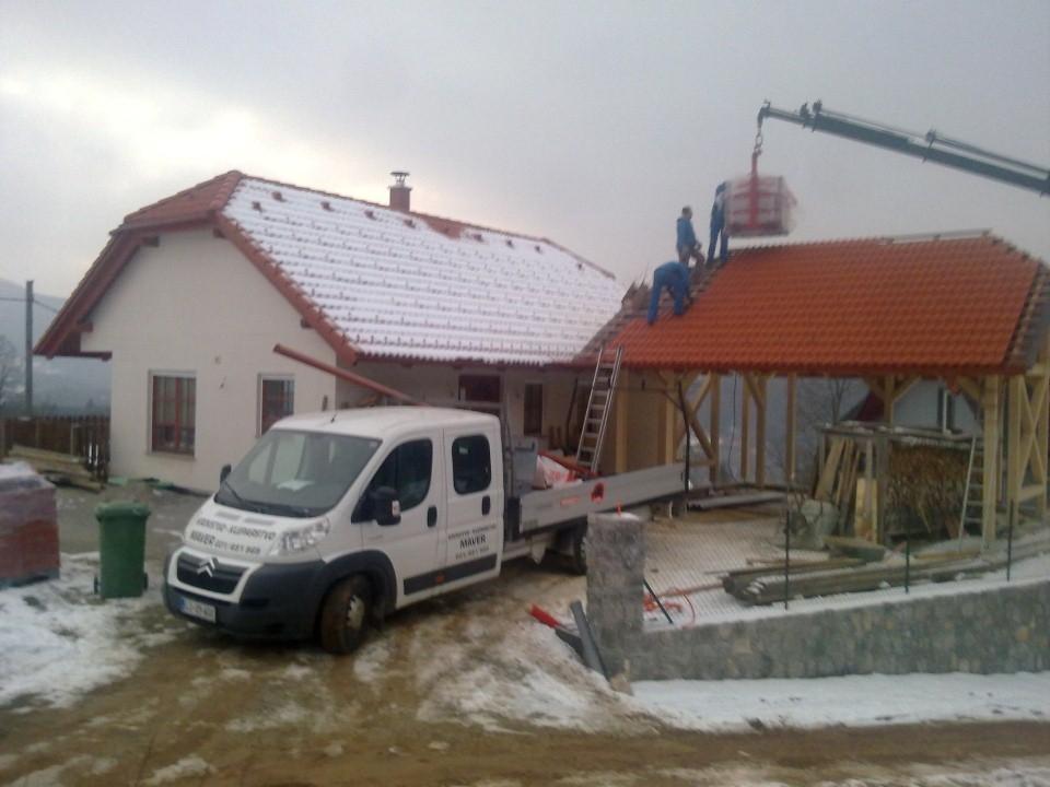 Krovstvo in kleparstvo Matej Maver, Zagradec gallery photo no.2