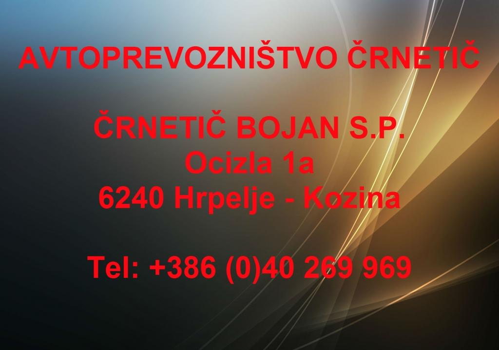 Avtoprevozništvo ČRNETIČ, Hrpelje - Kozina gallery photo no.0
