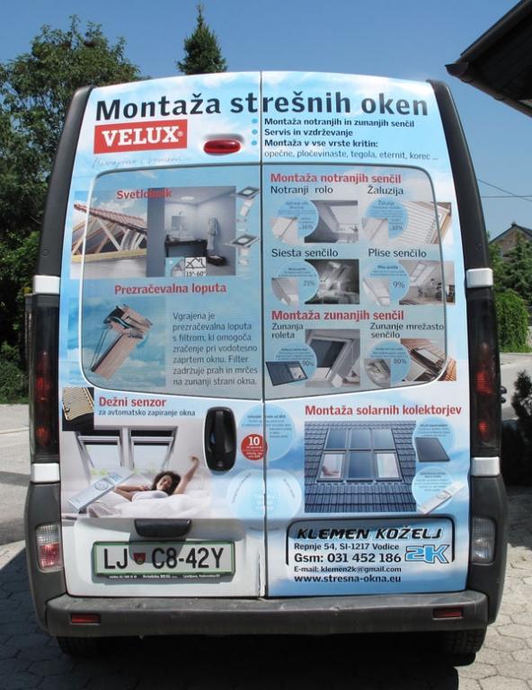 Montaža strešnih oken Klemen Koželj s.p., Ljubljana gallery photo no.3