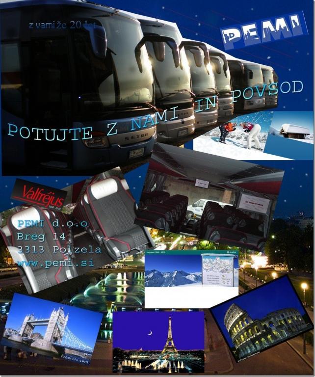 Avtobusni prevozi Pemi  gallery photo no.3