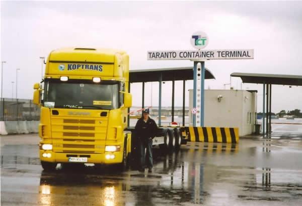 Cestni prevoz Koptrans, Koper gallery photo no.1