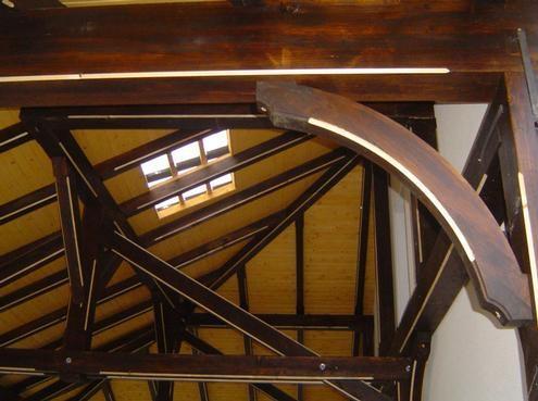 Dstg, Tesarstvo in krovstvo, streha, Kranj, Gorenjska gallery photo no.6
