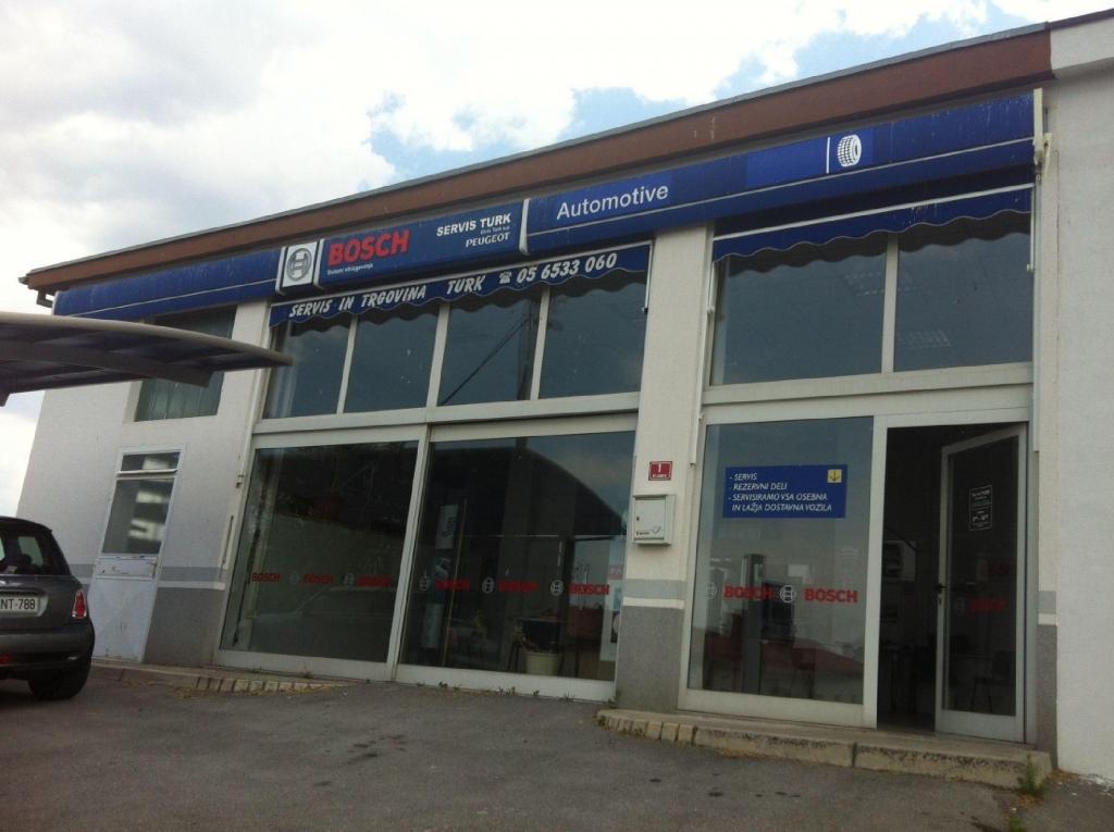 Peugeot servis, Obala gallery photo no.3