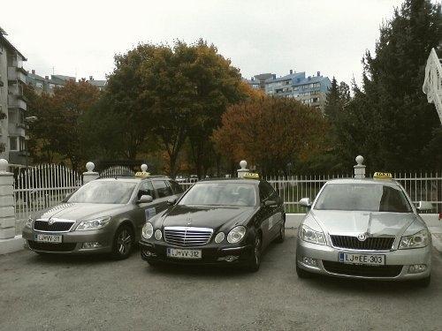 Taxi Intereks, Ljubljana gallery photo no.8
