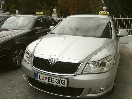 Taxi Intereks, Ljubljana gallery photo no.7