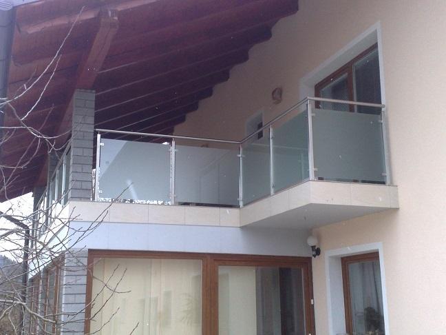 Ograje, nadstrešek in kovinske stopnice Roman Orehek, Litija gallery photo no.4