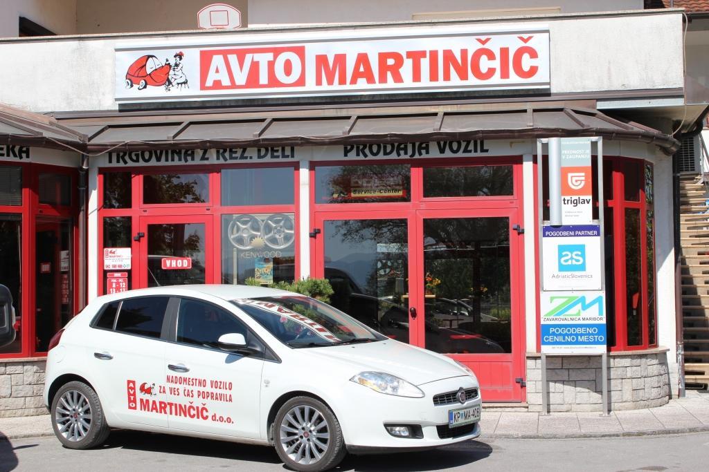 Avto Martinčič, Popravilo avtomobila po toči, Ilirska Bistrica, Obala Kras gallery photo no.7