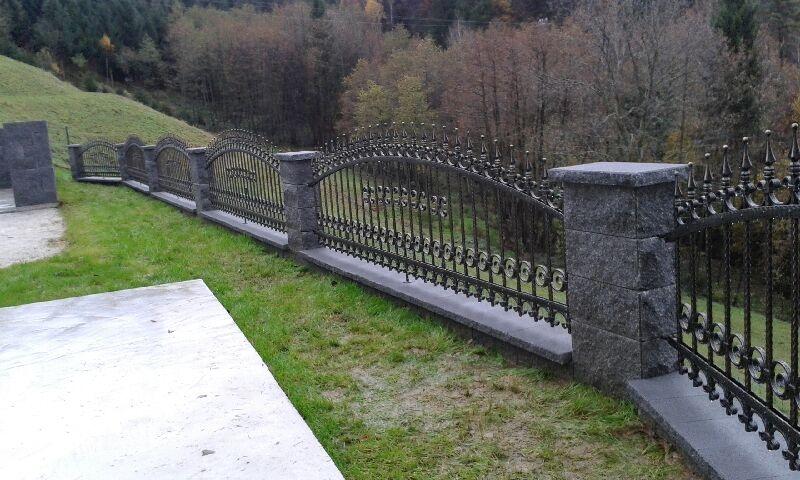 Kovane ograje, Varjenje vijakov, Klokočovnik, Gladilke za beton estrih, Slovenske Konjice, Štajerska gallery photo no.4