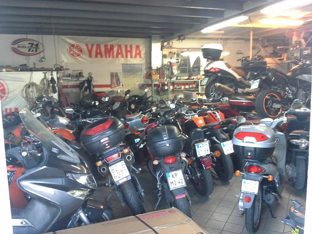 MOTOMAXX, prodaja in servis motornih koles, Izola gallery photo no.5