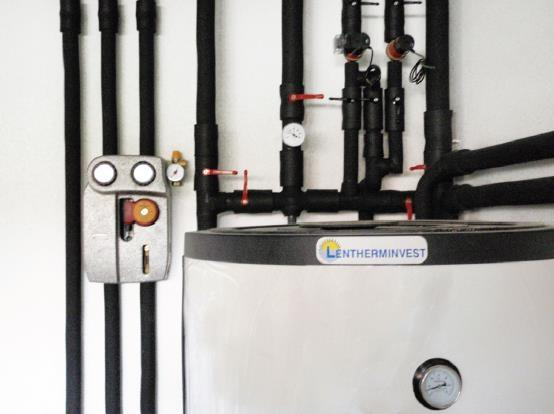 Dulc, strojne inštalacije, solarventi, Škocjan dolenjska gallery photo no.5