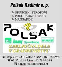 Zaključna gradbena dela Polšak Radimir s.p., Celje gallery photo no.2
