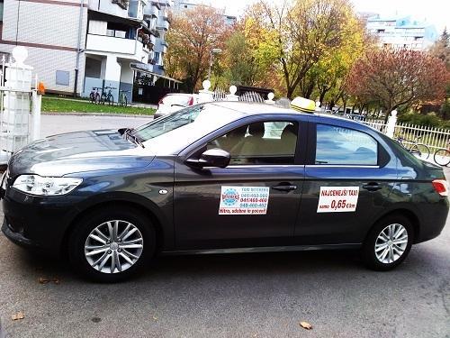 Taxi Intereks, Ljubljana gallery photo no.6