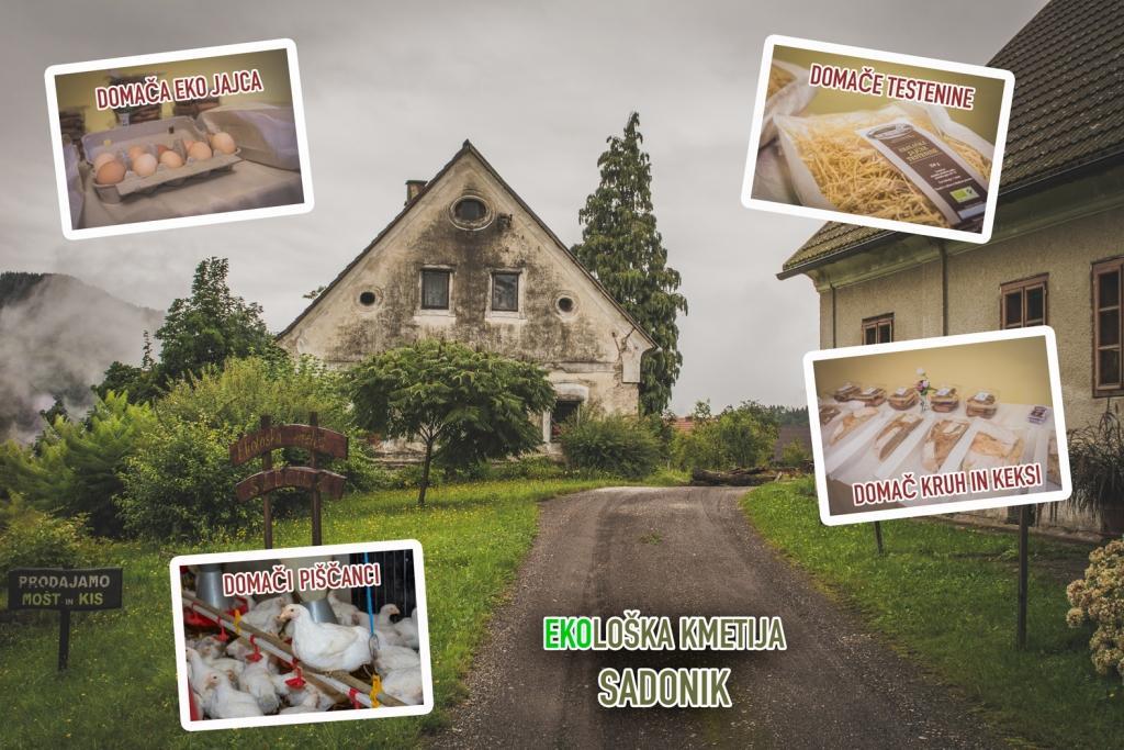 Ekološka kmetija SADONIK, Lovrenc na Pohorju gallery photo no.1