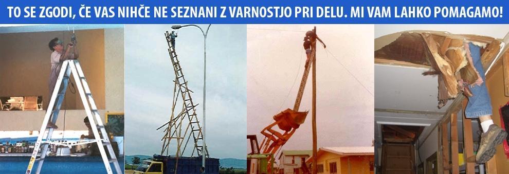 Varnost pri delu in požarna varnost - Dolinšek Mitja s.p., Kamnik gallery photo no.4