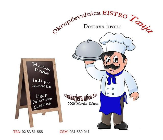 Okrepčevalnica - Bistro Tanja, Murska Sobota gallery photo no.1