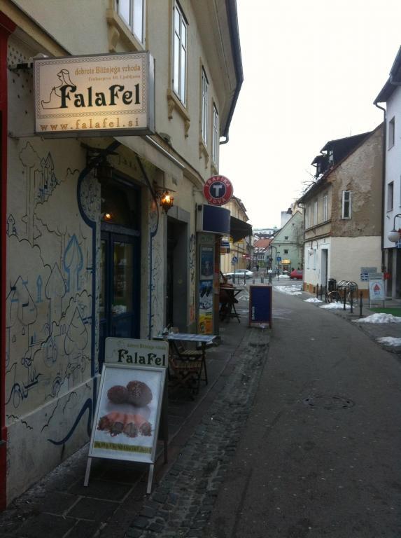 Arabska hrana, Bližnj vzhod, Dostava hrane Abi Falafel, Ljubljana gallery photo no.8