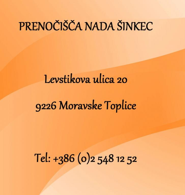 Prenočišča, rooms, Nada Šinkec, Moravske Toplice gallery photo no.0