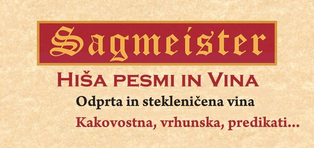 Sagmeister - Hiša pesmi in vina gallery photo no.1