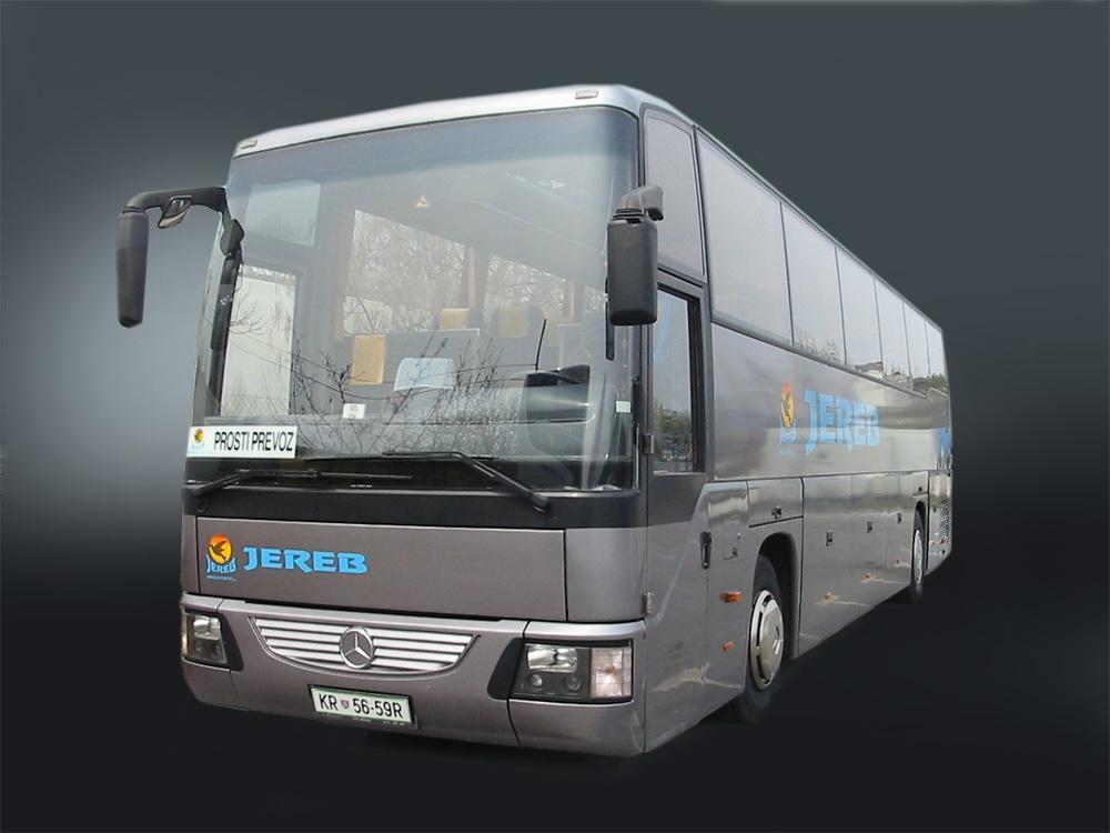 Avtobusni prevozi Jereb, Ljubljana gallery photo no.13