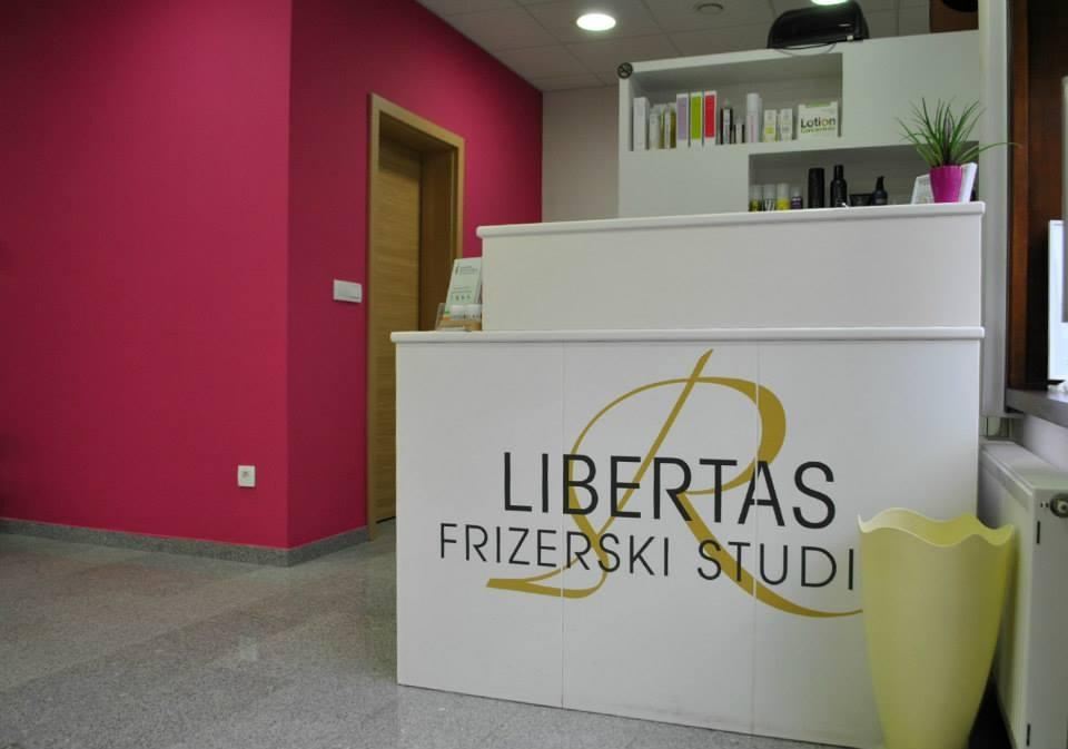 Frizerski studio Libertas, Ljubljana gallery photo no.2
