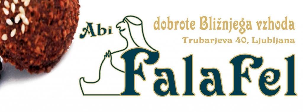 Arabska hrana, Bližnj vzhod, Dostava hrane Abi Falafel, Ljubljana gallery photo no.0