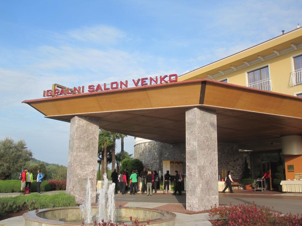 Hotel Venko, Casino, Turistični center, Dobrovo, Goriška Brda gallery photo no.2